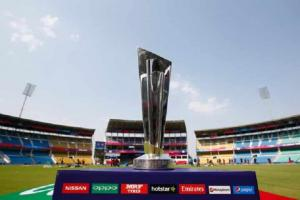ICC T20 World Cup 2021 To Be Played In UAE And Oman In Octob...