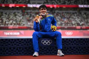 BCCI Announces Case Prizes For Indian Medal Winners At The T...