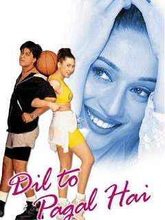 Dil To Pagal Hai Poster