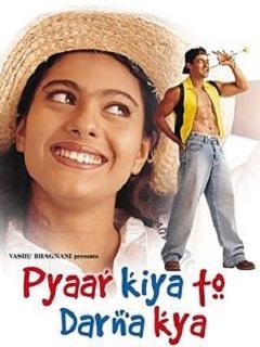 Pyaar Kiya To Darna Kya Poster