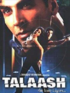 Talaash: The Hunt Begins... Poster