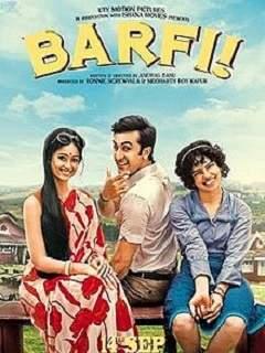 Barfi! Poster