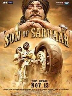 Son Of Sardaar Poster