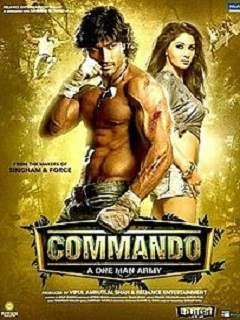 Commando-A One Man Army Poster