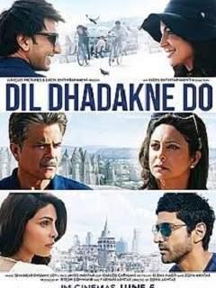 Dil Dhadakne Do Poster