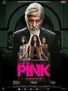 Pink Poster