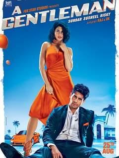 A Gentleman Poster