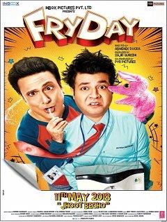 FryDay Poster