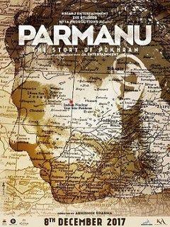 Parmanu The Story Of Pokhran Poster