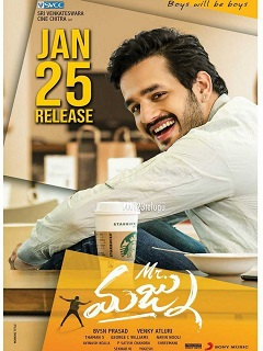 Mr Majnu Poster