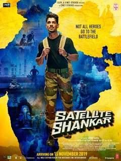 Satellite Shankar Poster
