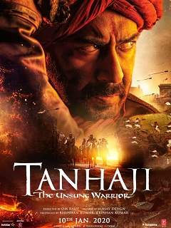 Taanaji: The Unsung Warrior Poster