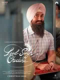 Lal Singh Chaddha Poster