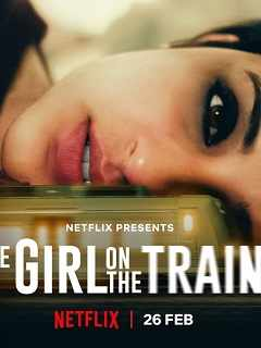 The Girl on the Train Poster