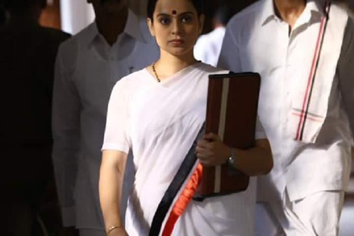 Kangana Ranaut Shares Stills From Thalaivi on Death Anniversary of Jayalalithaa