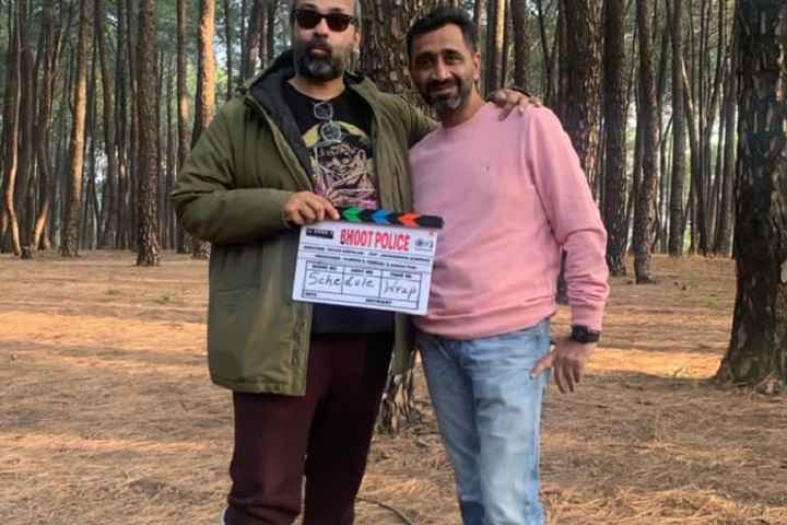 Bhoot Police Wraps Up First Shoot Schedule in Himachal Pradesh, Heads To Mumbai For Next Schedule