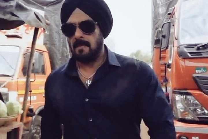 Salman Khan To Play Sikh Cop in Mahesh Manjrekar Directorial, Antim The Final Truth, First Look Revealed