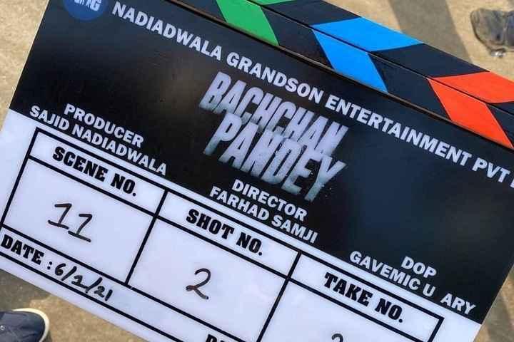 Bachchan Pandey Led By Akshay Kumar And Kriti Sanon  Goes On Floors In Jaisalmer