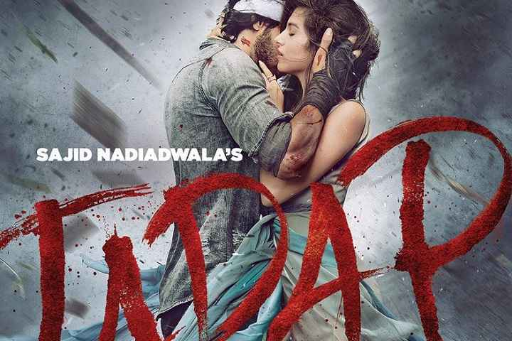 The First Look and Release Date Of Ahan Shetty's Debut Movie, Tadap Revealed