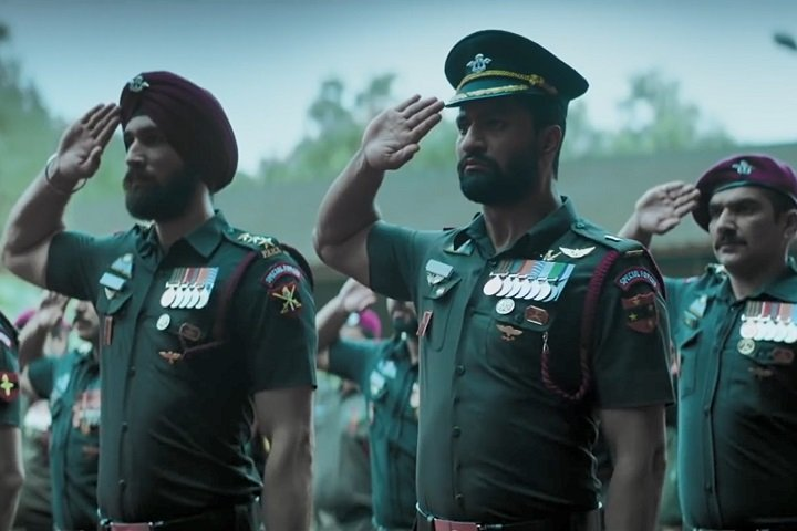 URI The Surgical Strike Day 1 Box Office Collection and Occupancy Report