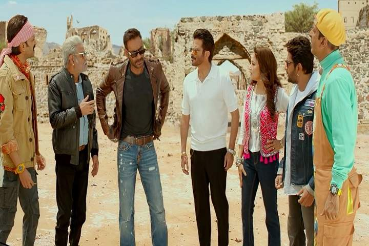 Total Dhamaal Day 1 Box Office Collection And Occupancy Report