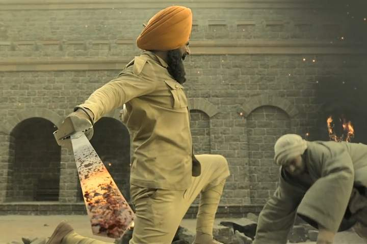 Kesari Day 4 Box Office Collection And Occupancy Report