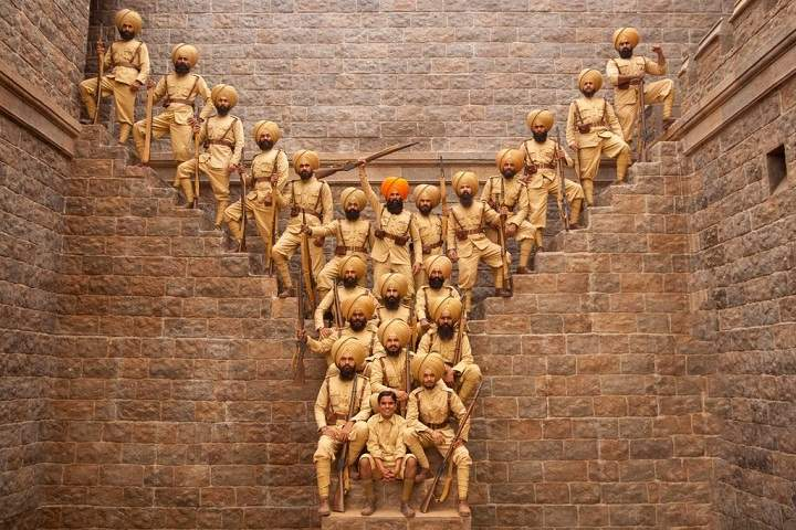 Kesari Day 34 Box Office Collection And Occupancy Report