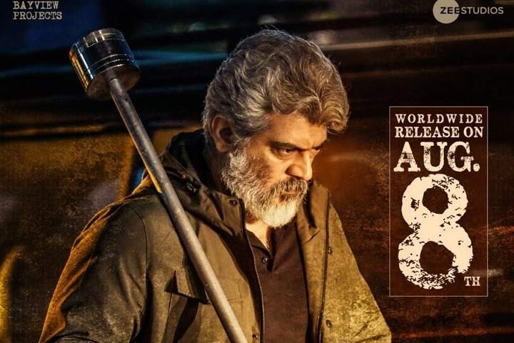 Nerkonda Paarvai Day 2 Box Office Collection