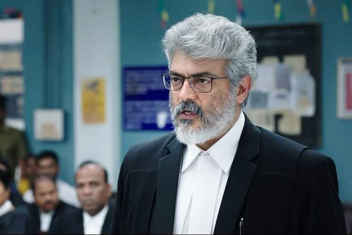 Nerkonda Paarvai Day 4 Box Office Collection