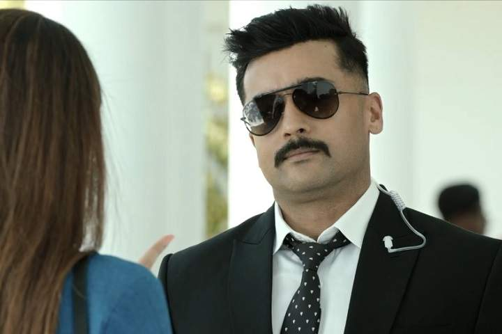 Kaappaan Day 7 Box Office Collection