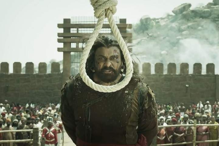 Sye Raa Narasimha Reddy Day 4 Box Office Collection