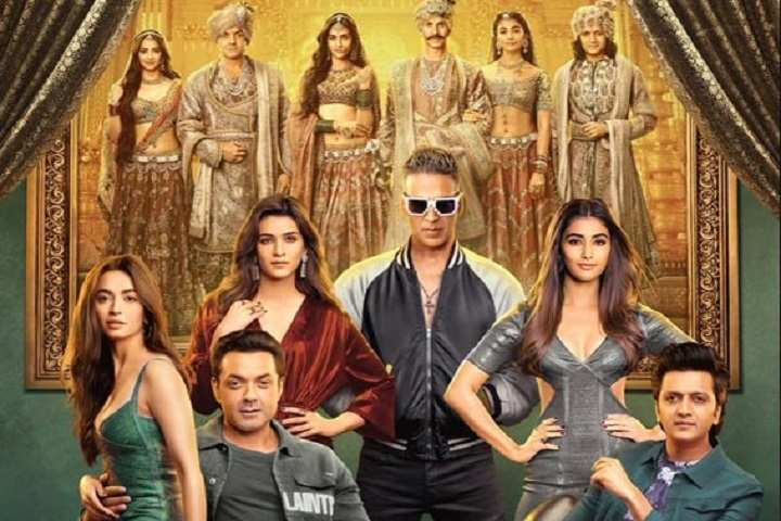 Housefull 4 Advance Booking Report
