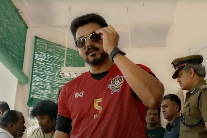 Bigil Day 8 Box Office Collection