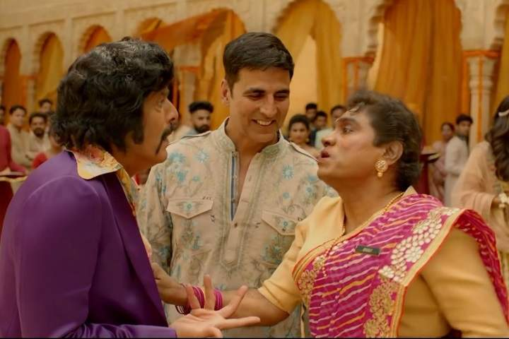Housefull 4 Day 33 Box Office Collection