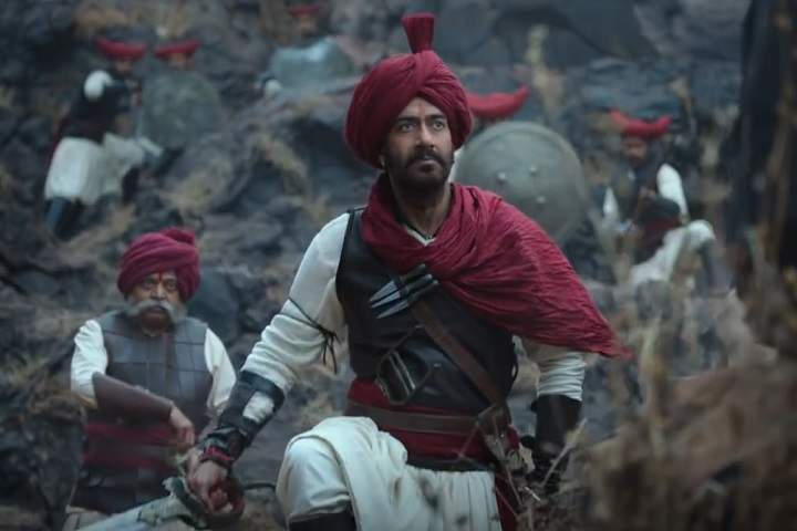 Tanhaji: The Unsung Warrior Day 29 Box Office Collection