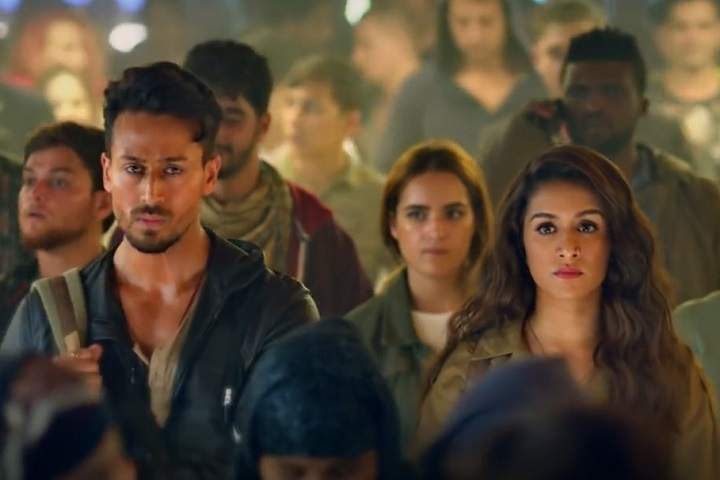Baaghi 3 Day 5 Tuesday Box Office Collection