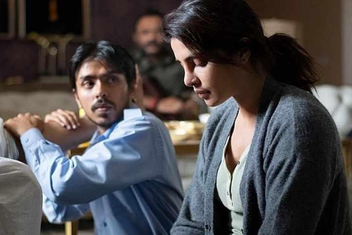 First Look Of Priyanka Chopra And Rajkummar Rao From Netflix Film The White Tiger Released