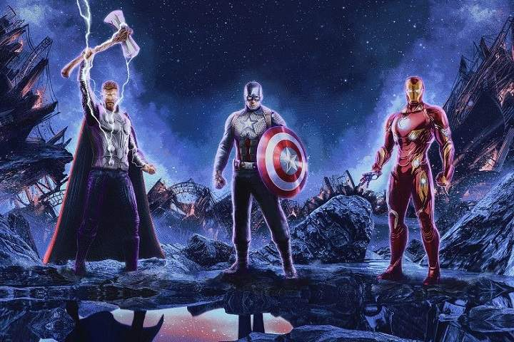 Hollywood Movie Avengers Endgame Screen Count in India