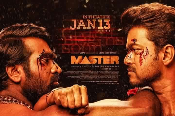 Master Will Release on 13th Jan 2021
