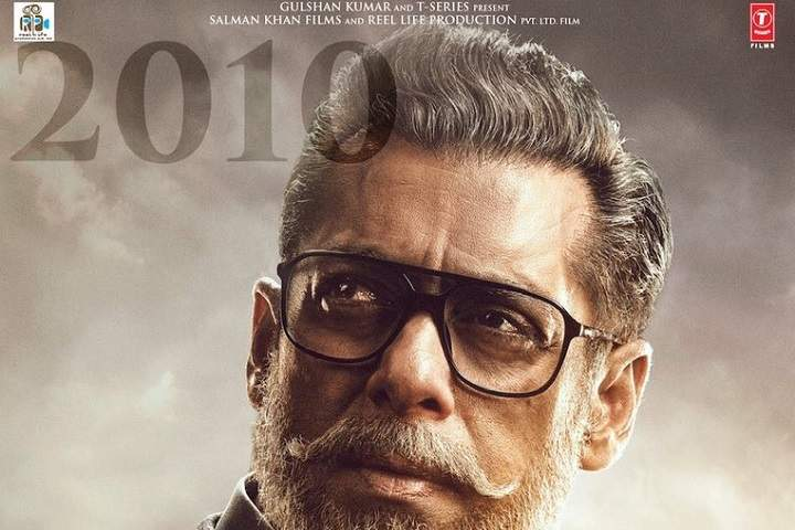 Bollywood Movie Bharat Poster