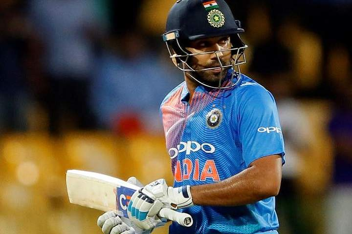 Rohit Sharma Breaks Records In India's Series Levelling Win