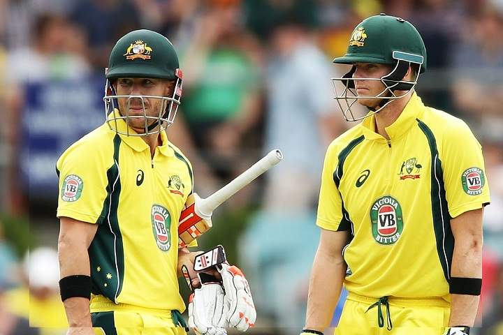 Warner And Smith Return To Australia World Cup Team