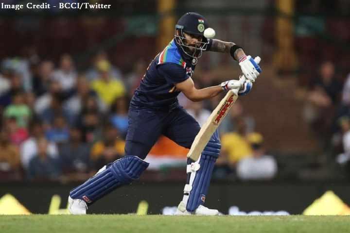 Virat Kohli Becomes The Quickest To Reach 12,000 ODI Runs