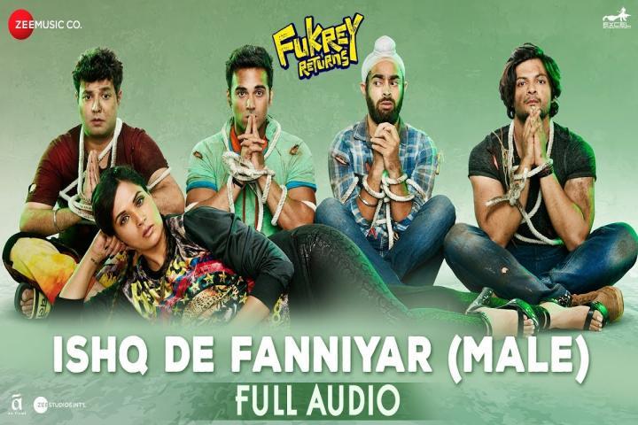 Ishq De Fanniyar - Male Photo