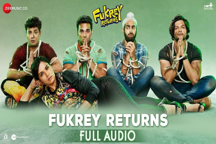 Fukrey Returns  Photo