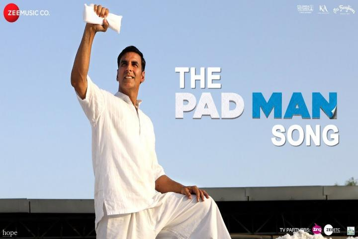 The Padman Song Photo