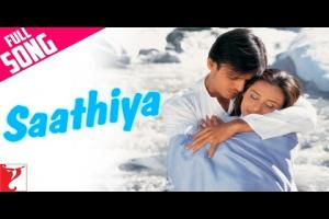 Saathiya Title Song Photo