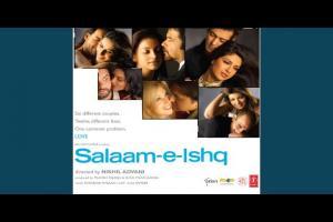 SALAAM-E-ISHQ Title Song Photo