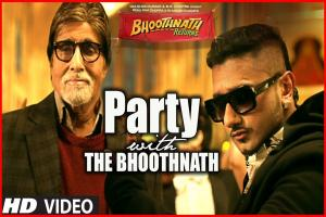 Party With The Bhoothnath Bhoothnath Returns Photo