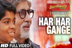 Har Har Gange Bhootnath Returns Photo